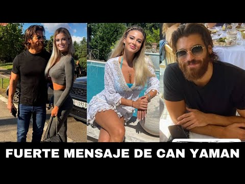 Can Yaman gives a very strong message during his visit to Belgrade!