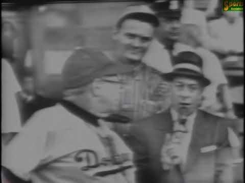 Happy Felton's Knothole Gang 1956 Brooklyn Dodgers