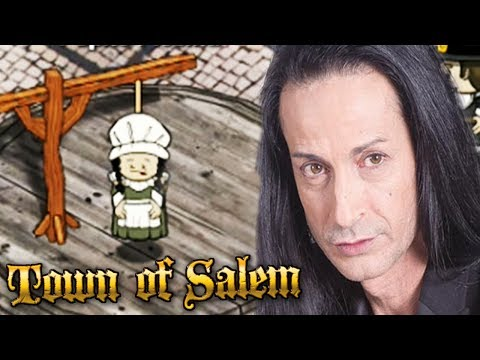 EL PEOR PSÍQUICO DE LA HISTORIA!! Town of Salem