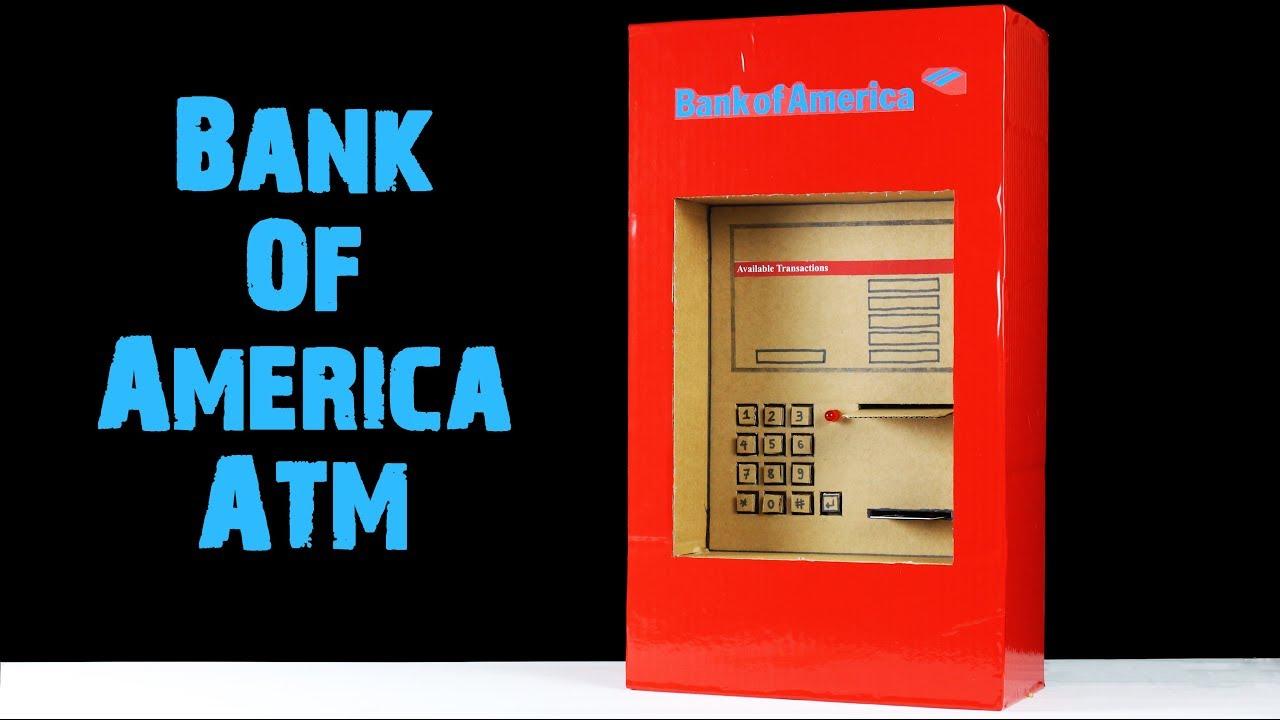 bank of america maximum atm withdraw