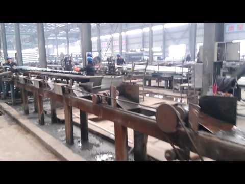 productive process of UL797 ANSI C80.3 EMT conduit tube