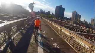 GoPro HD HERO2: NYC Century Bike Tour 2012