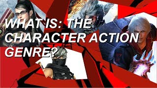 What is the Character Action Genre?