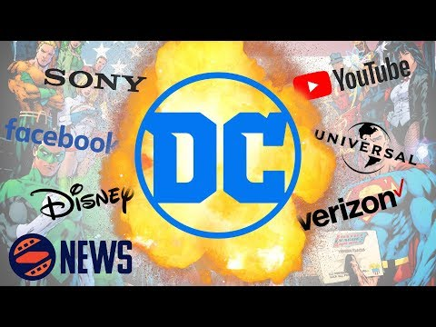 Who Could Buy DC From Warner Brothers? (Silicon Valley vs Su