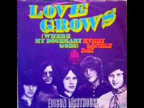 Edison Lighthouse - Love Grows (Where My Rosemary Goes) (instrumental/karaoke)
