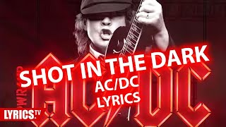 Shot in the dark LYRICS | AC/DC | lyric & songtext | from the Album PWRUP