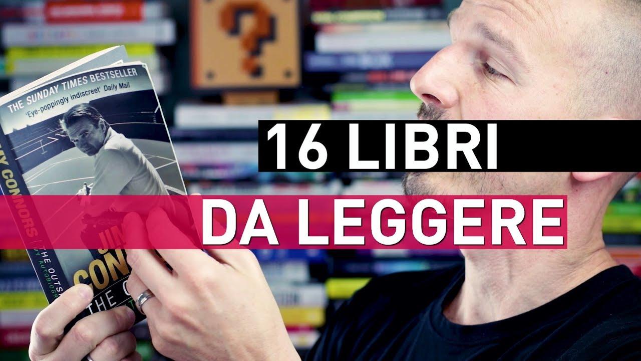 16 libri che dovresti leggere questa estate - youtube