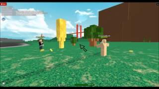 ROBLOX Skit 1 (Mano d'oro)