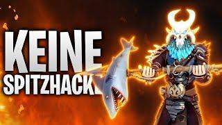 KEINE SPITZHACKE CHALLENGE! 🏆 | Fortnite: Battle Royale