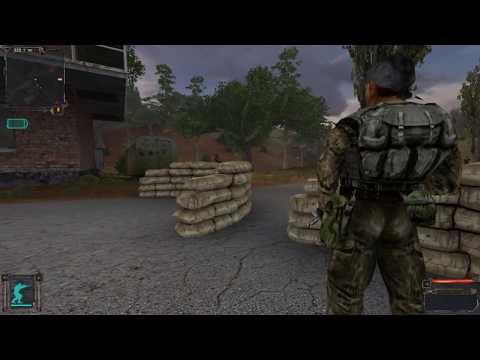 По стелсу зачищаем южный блокпост военных — S.T.A.L.K.E.R.: Тень Чернобыля