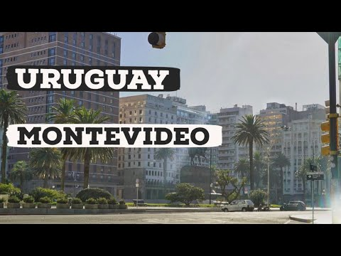 FIRST IMPRESSIONS OF URUGUAY - MONTEVIDEO