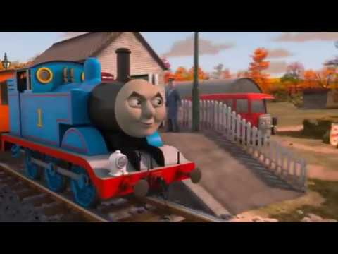 Thomas' Anthem CGI Remake