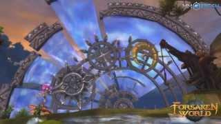 Обзоры MMORPG   Forsaken World   видео обзор Forsaken World