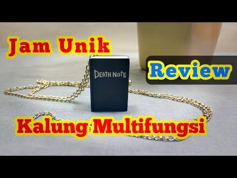 Jam Unik,  Kalung Multifungsi - Review