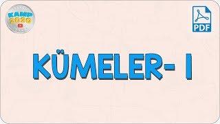 Kümeler 1  Kamp2020