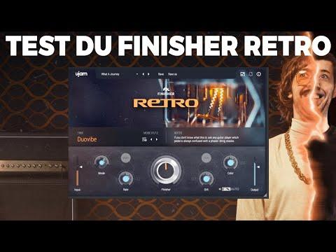 Review Finisher Retro Ujam - Le Meilleur Multi Effet Lofi ?