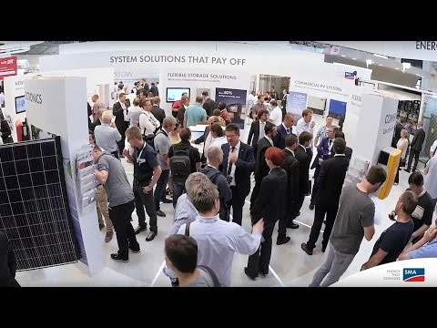 SMA at Intersolar Europe 2016