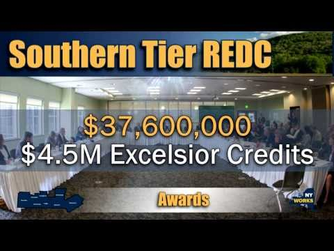 2013 Southern Tier Regional Economic Development Council Presentation