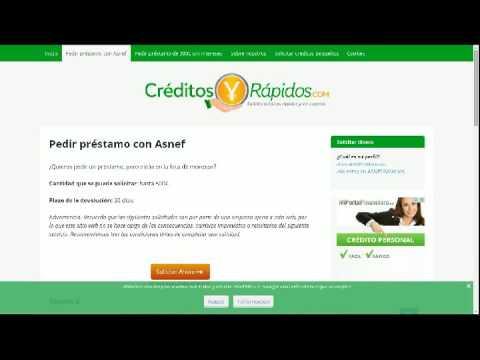 Solicitar créditos sin nómina [Tutorial] de YouTube · Duración:  1 minutos 50 segundos
