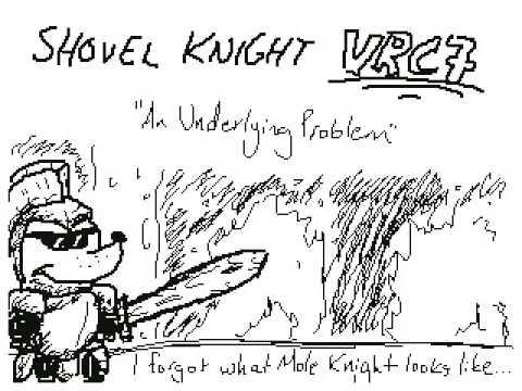 Shovel Knight - An Underlying Problem [FamiTracker 8-bit, 2A03+VRC7]