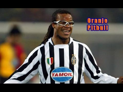The Legends | Edgar Davids  ● Juventus ● PITBULL ●