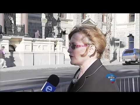 Helen Zille speaks on Madiba