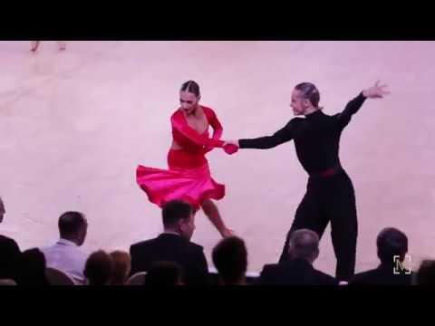 Egor Petrov - Anna Argun | Russian Championship Latin 2018 - QF S