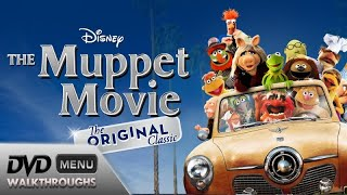 The Muppet Movie (1979, 2013) DvD Menu Walkthrough