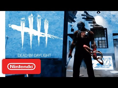 Dead By Daylight - Announce Trailer - Nintendo Switch