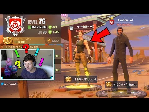 So this Fortnite Hacker pretended to be Queeane.. (Fortnite Battle Royale)