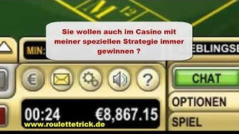 🥉 Online Casino Roulette Strategie 2020 ☢️👊 Aktuellstes Roulette System 2020