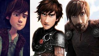 Как создавали мультфильм Как приручить дракона 3