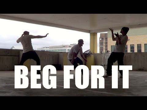 BEG FOR IT - Iggy Azalea Dance Choreography | Mitchell Cauchi NeWest
