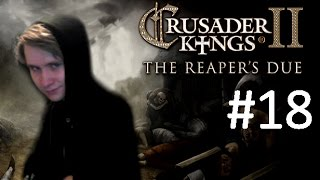 CK2 Reaper's Due - Immortal Ruler - Part 18: The Arabian War I