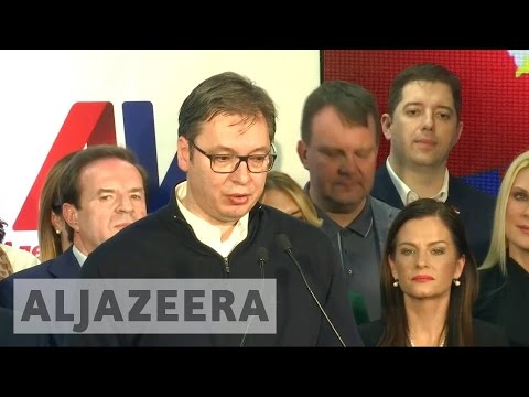 Serbia: Prime Minister Vucic poised to become new president