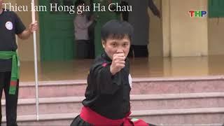Thieu lam Hong gia Ha Chau va Vo co truyen