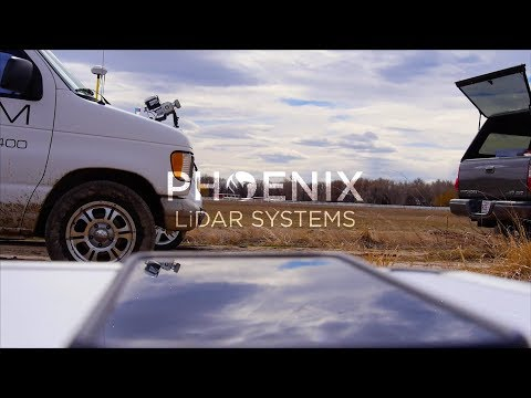 Phoenix LiDAR Systems Product Overview 2017