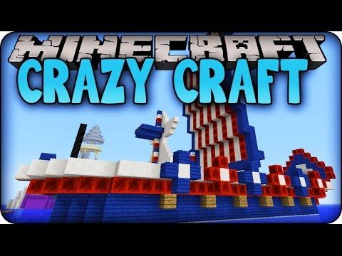 Full download minecraft mods crazy craft 2 0 ep 146 hulk for Crazy craft free download