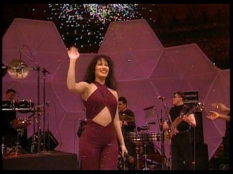 Selena el Ultimo Concierto 1995 - Completo