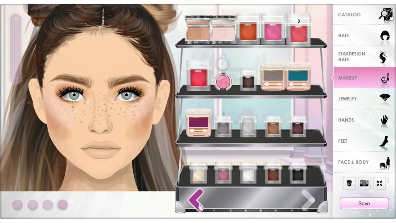 Stardoll Christmas Makeup Looks By Rakellbabe Youtube