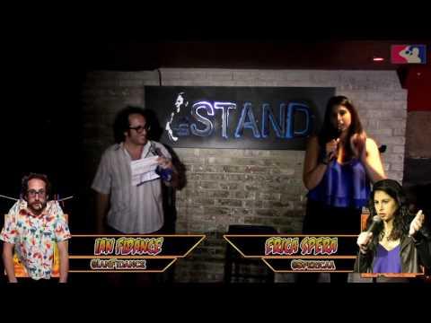 The RoastMasters 7.11.17 Main Event: Ian Fidance vs. Erica Spera