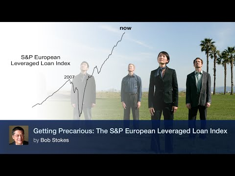 Getting Precarious: The S&P European Leveraged Loan Index