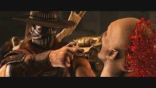 Mortal Kombat X - Story - Chapter 2 Cutscenes