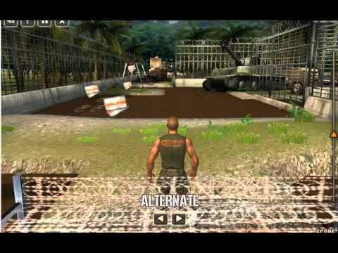 3Doyunu.net.tr - 3D Asker Eğitimi 2 Oyunu
