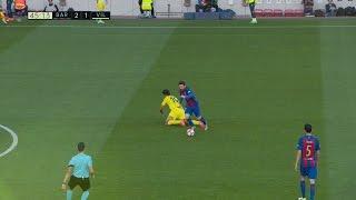 Lionel Messi vs Villarreal ULTRA 4K (Home) 06/05/2017 HD 1080i by SH10