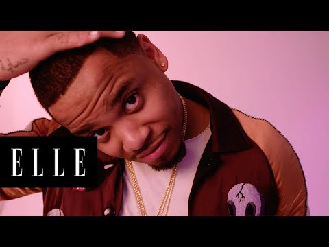 Mack Wilds Reveals What He Wants in a Woman   Love Sessions  ELLE