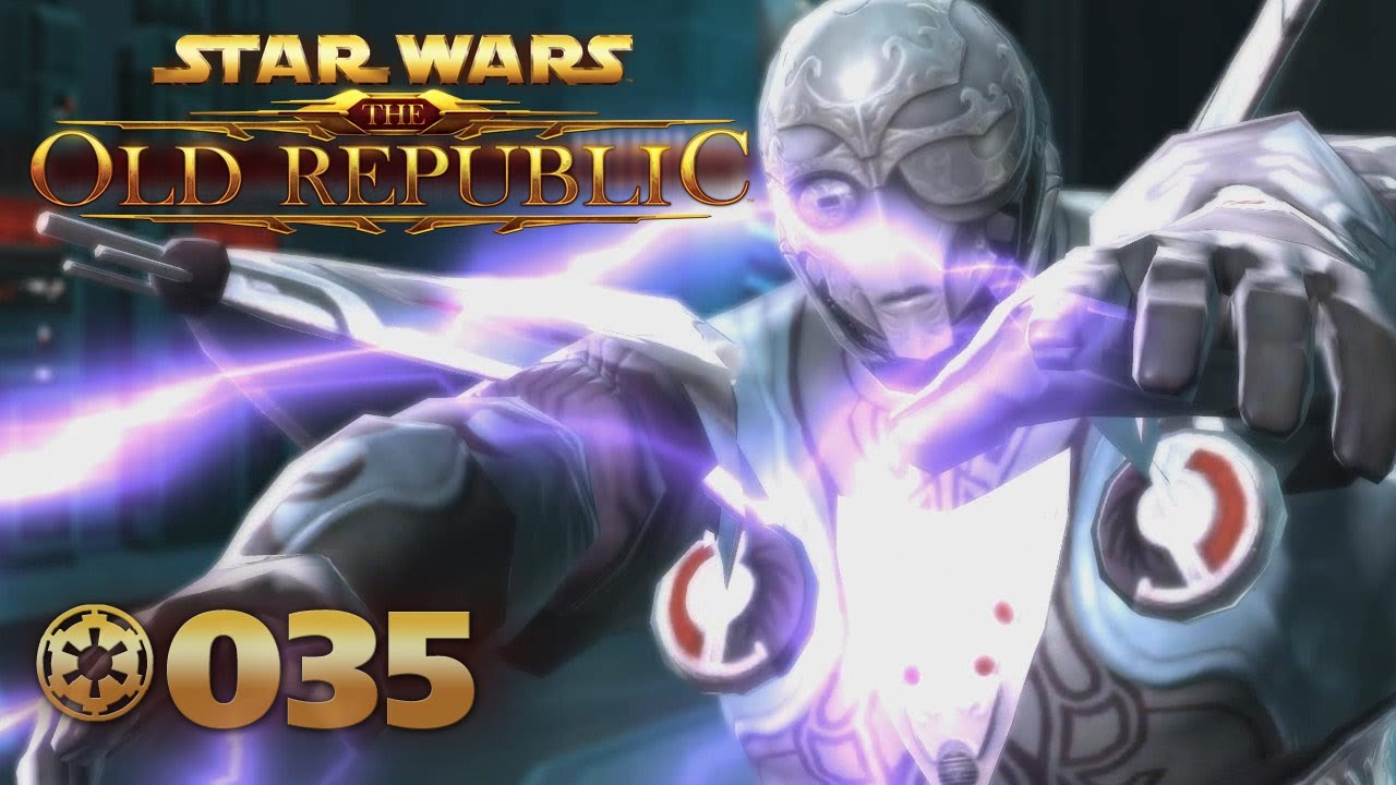 Let's Play Star Wars: The Old Republic #035 [Deutsch] [Full-HD] - Brutale Folter - YouTube