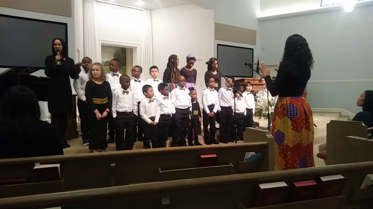 union church childrens choir - 1280×720
