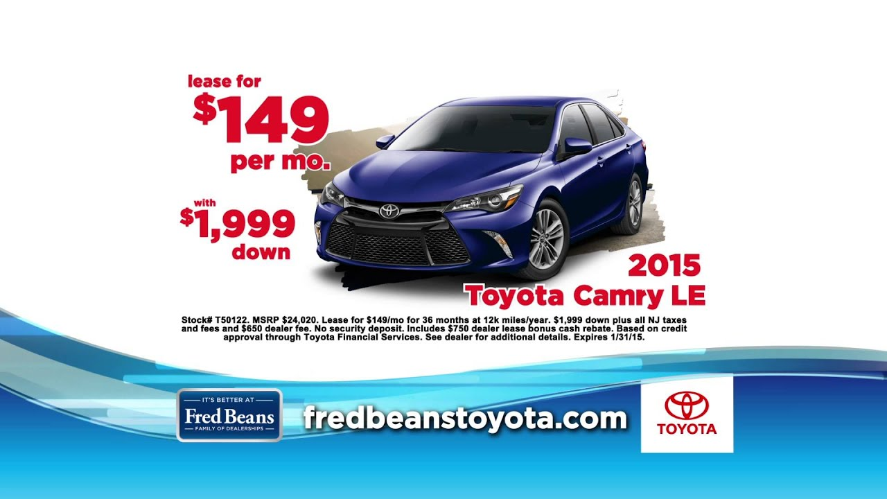 Fred Beans Toyota >> Fred Beans Toyota New Year New Toyota