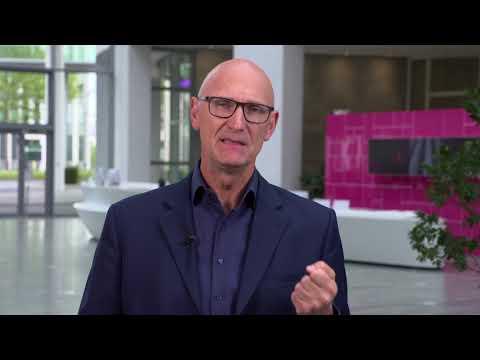 Social Media Post: Tim Höttges zum Zusammenschluss von T-Mobile und Sprint